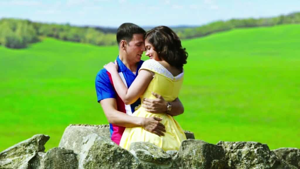 Tere Sang Yaara Lyrics In Hindi