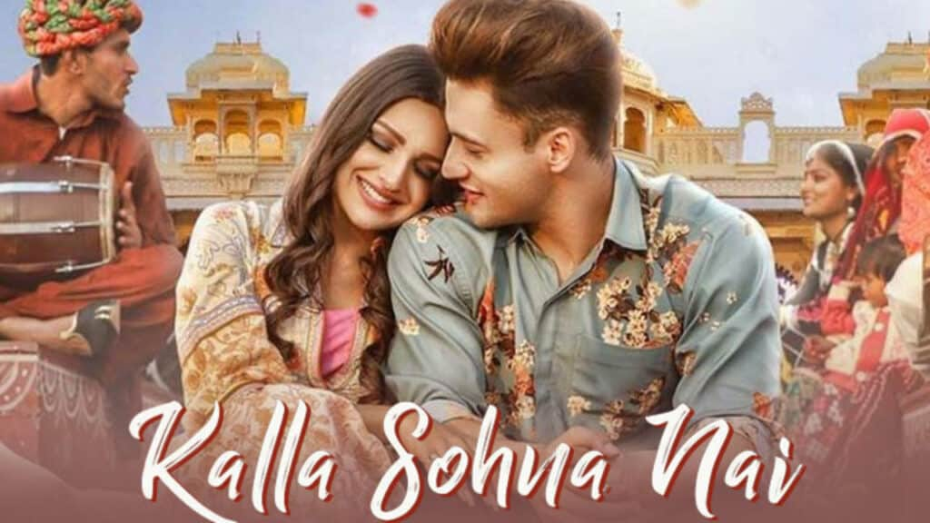 कल्ला सोहणा नइ Kalla Sohna Nai Lyrics In Hindi – Neha Kakkar