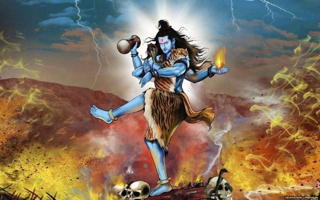 Shiv Tandav Lyrics