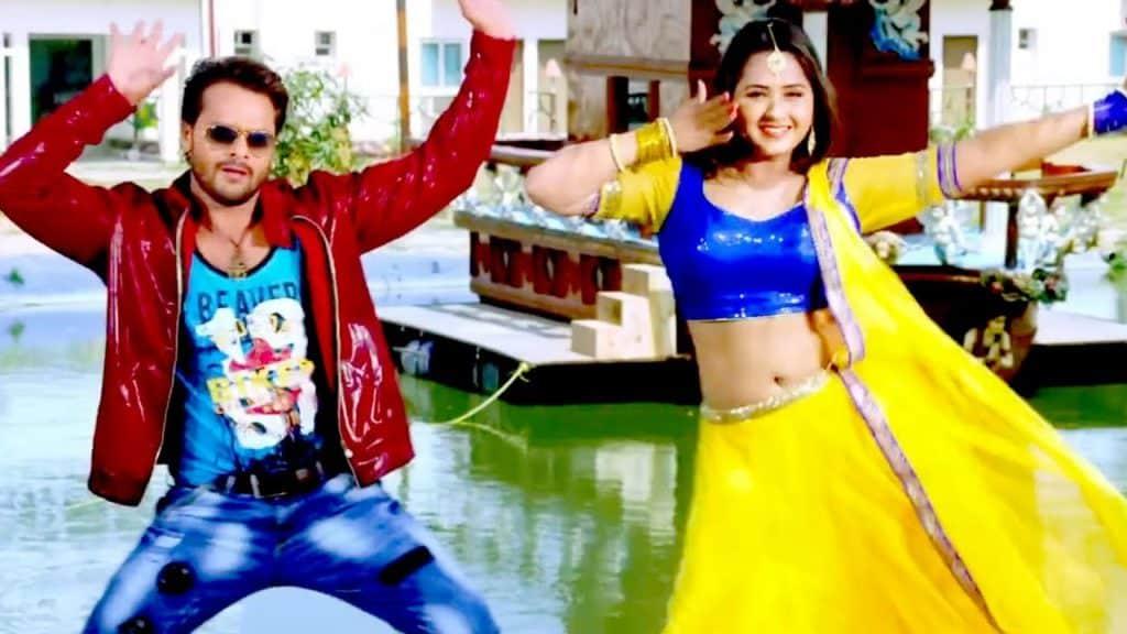 Saj Ke Sawar Ke Lyrics - Khesari Lal Yadav & Priyanka Singh