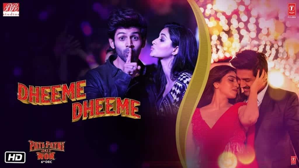 Dheeme Dheeme Lyrics In Hindi