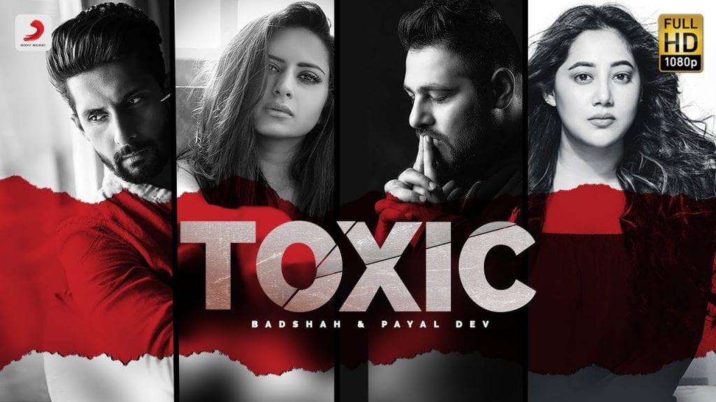 Toxic Lyrics In Hindi &Amp; English