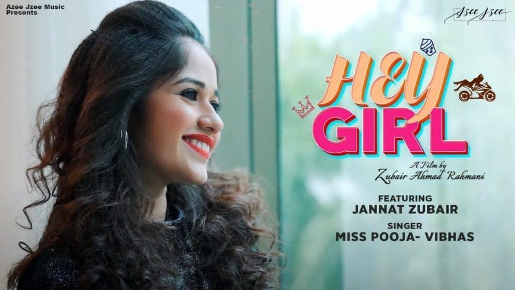 Hey Girl Lyrics In Hindi