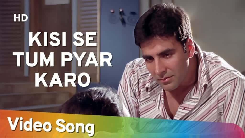 Kisi Se Tum Pyar Karo Lyrics