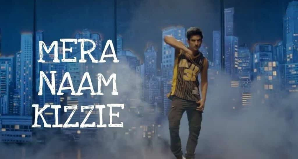 Mera Naam Kizzie Lyrics In Hindi