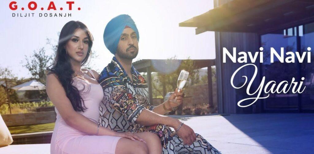 Navi Navi Yaari Lyrics In Hindi