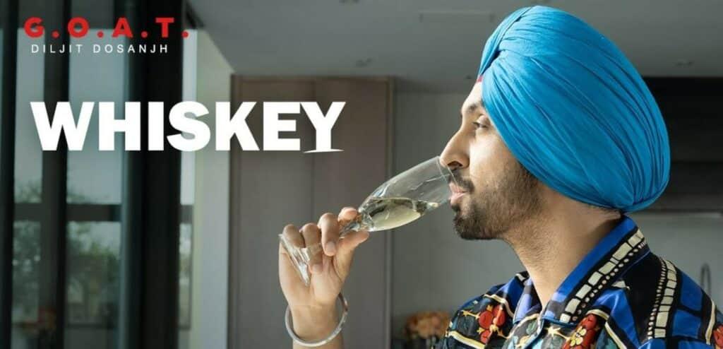 Whiskey Lyrics In Hindi