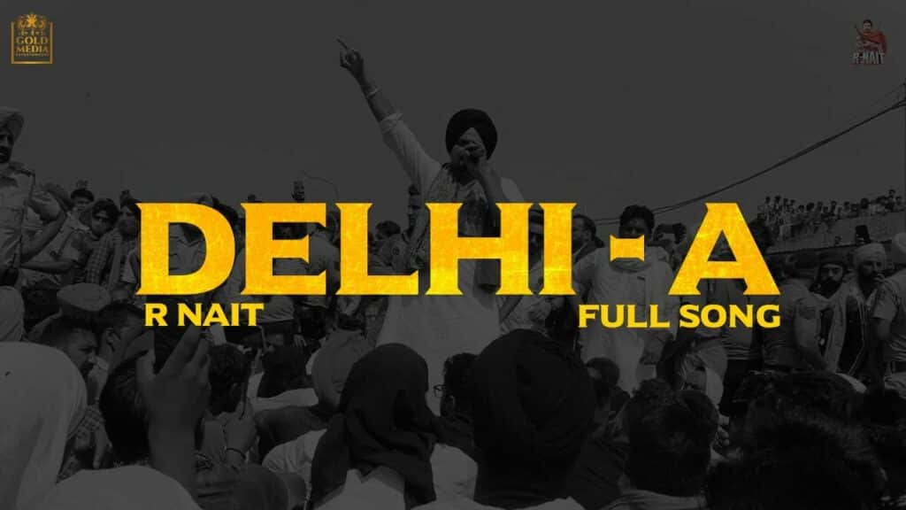Delhi-A Lyrics In Hindi