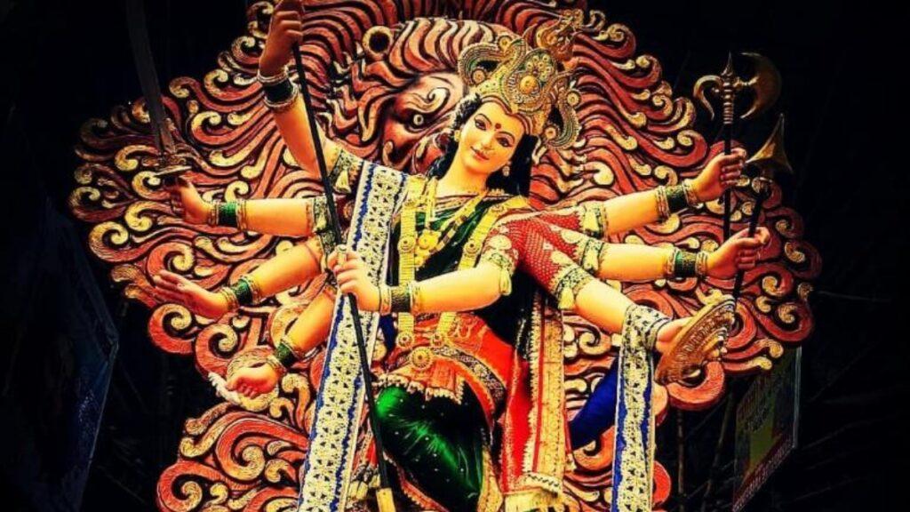Durga Kavach Lyrics In Hindi