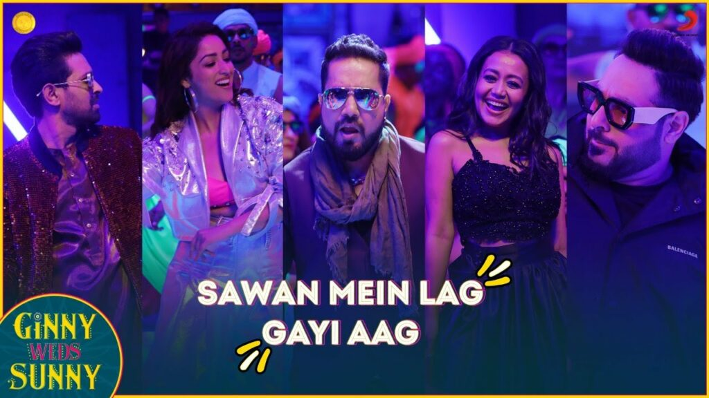Sawan Mein Lag Gayi Aag Lyrics In Hindi