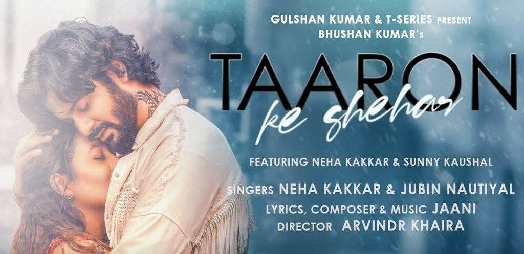 Taaron Ke Shehar Hindi Lyrics
