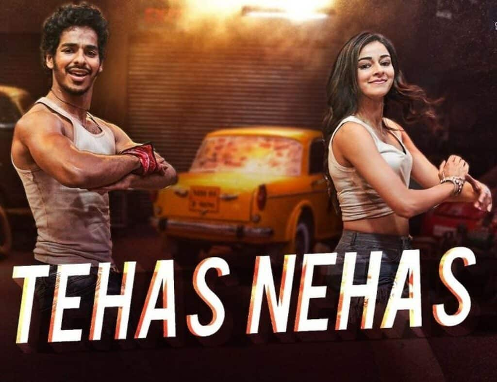 Tehas Nehas Lyrics In Hindi
