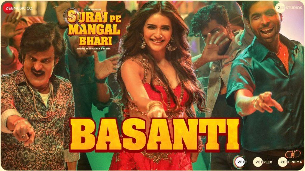 Basanti Lyrics in Hindi