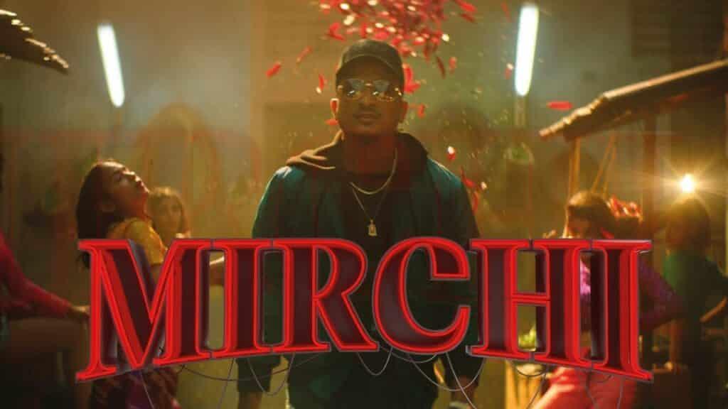 Mirchi Lyrics in Hindi