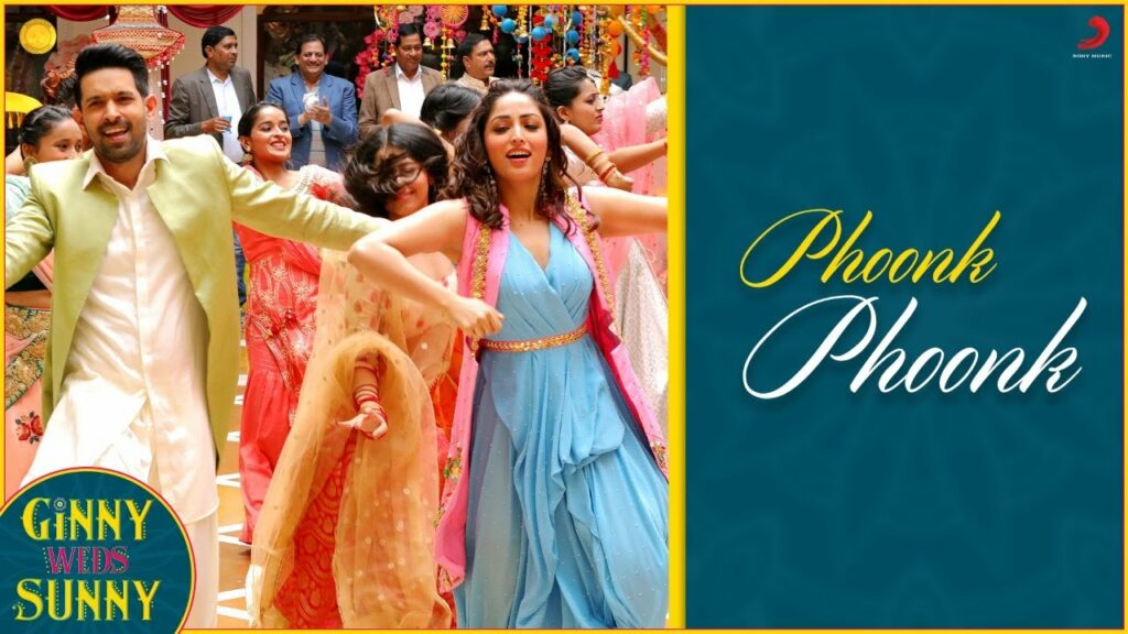 Phoonk Phoonk Lyrics In Hindi