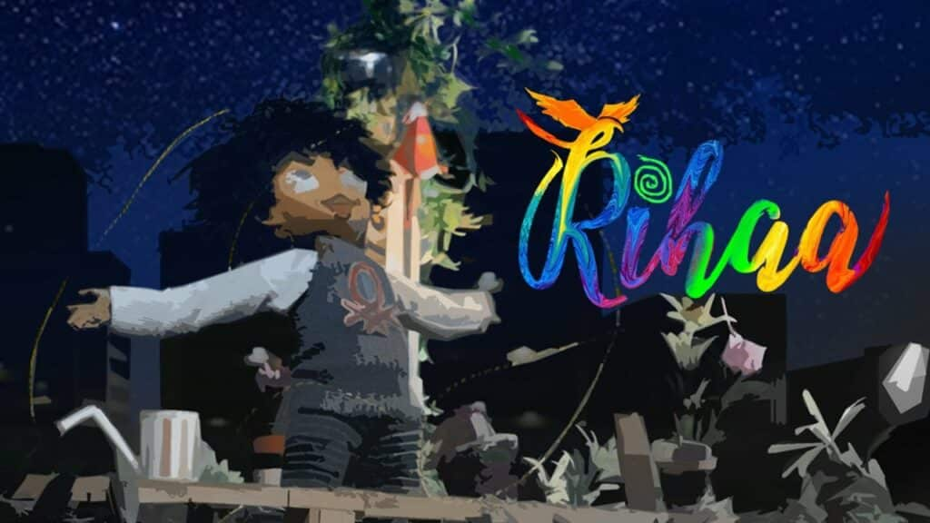 Rihaa Lyrics In Hindi