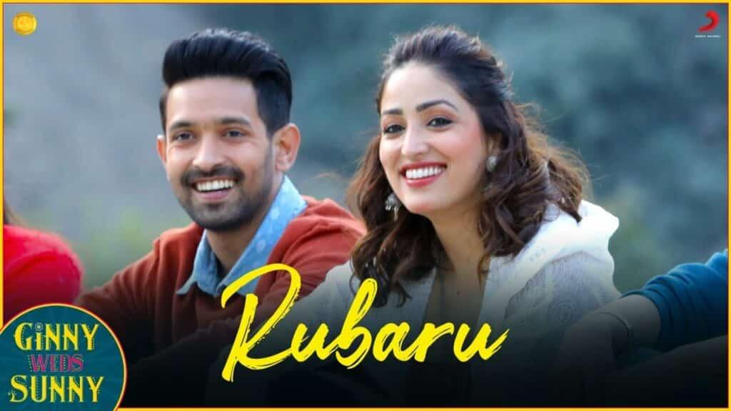 Rubaru Lyrics In Hindi
