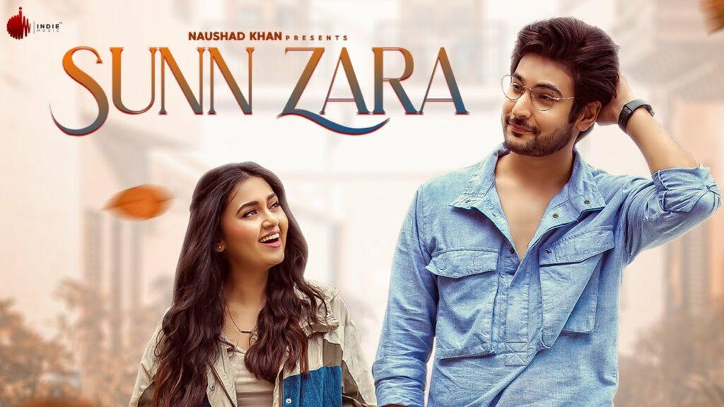 Sunn Zara Lyrics In Hindi
