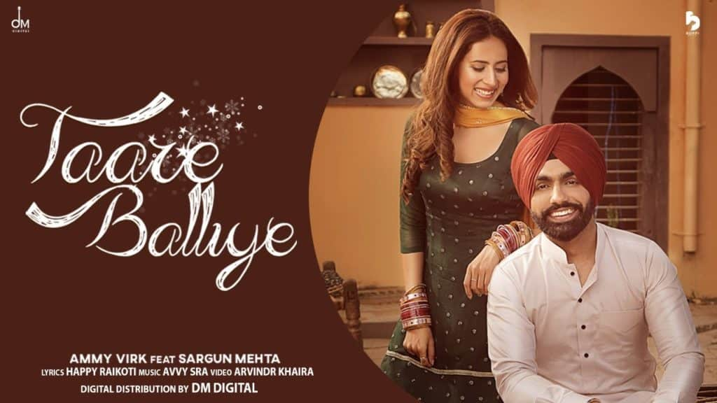Taare Balliye Lyrics In Hindi