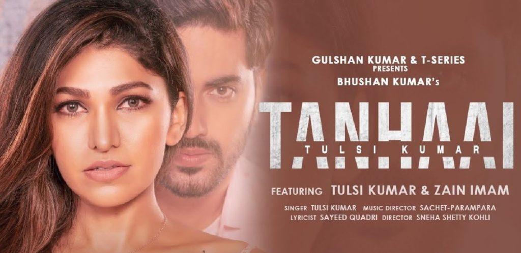 Tanhaai Lyrics in Hindi