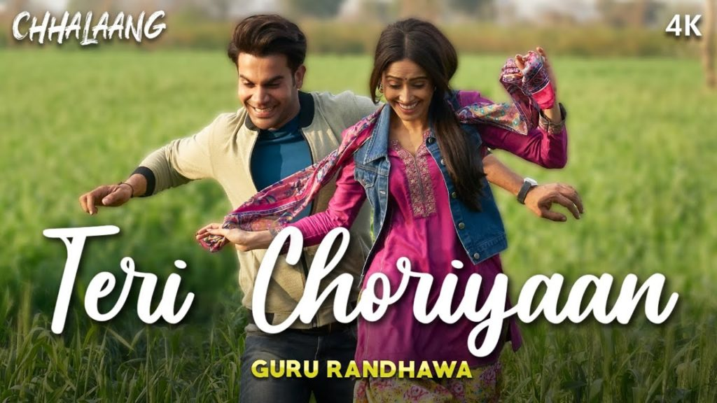 Teri Choriyaan Lyrics In Hindi