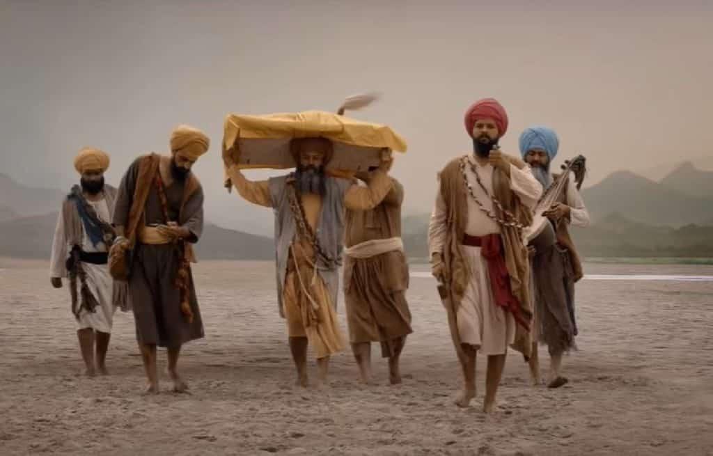 Aar Nanak Paar Nanak Lyrics in Hindi