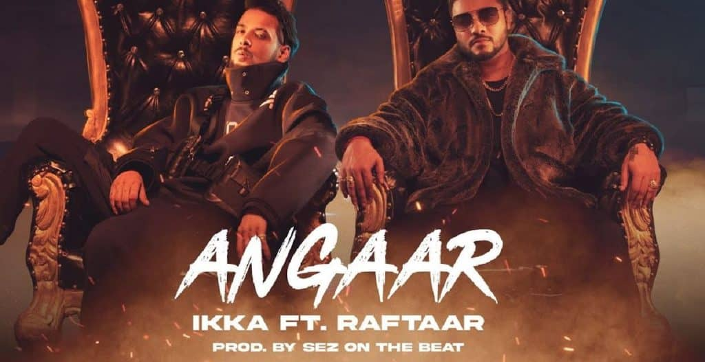 Angaar Lyrics in Hindi
