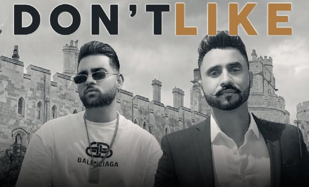 Don'T Like Lyrics In Hindi
