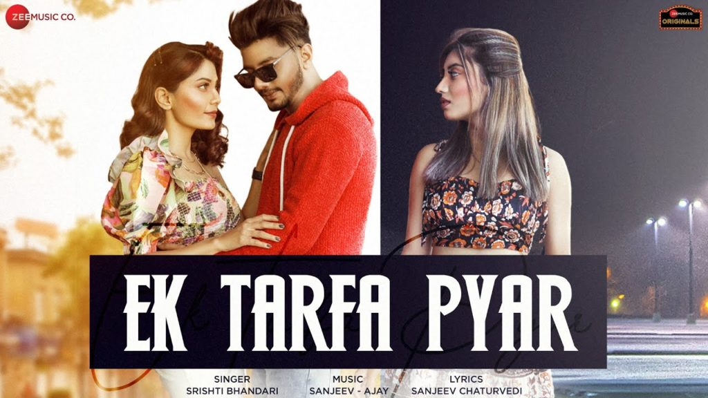 Ek Tarfa Pyar Lyrics in Hindi