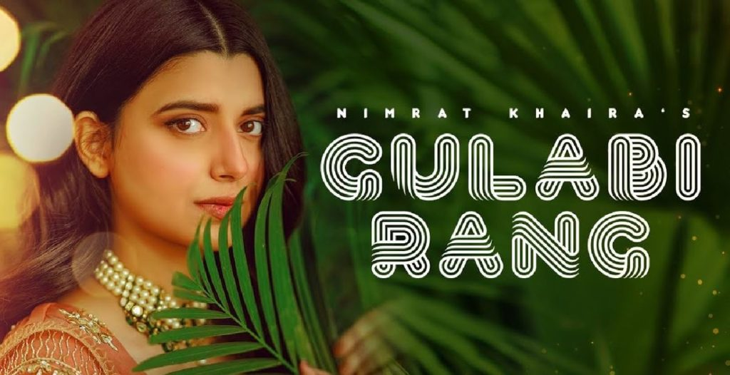 Gulabi Rang Lyrics In Hindi
