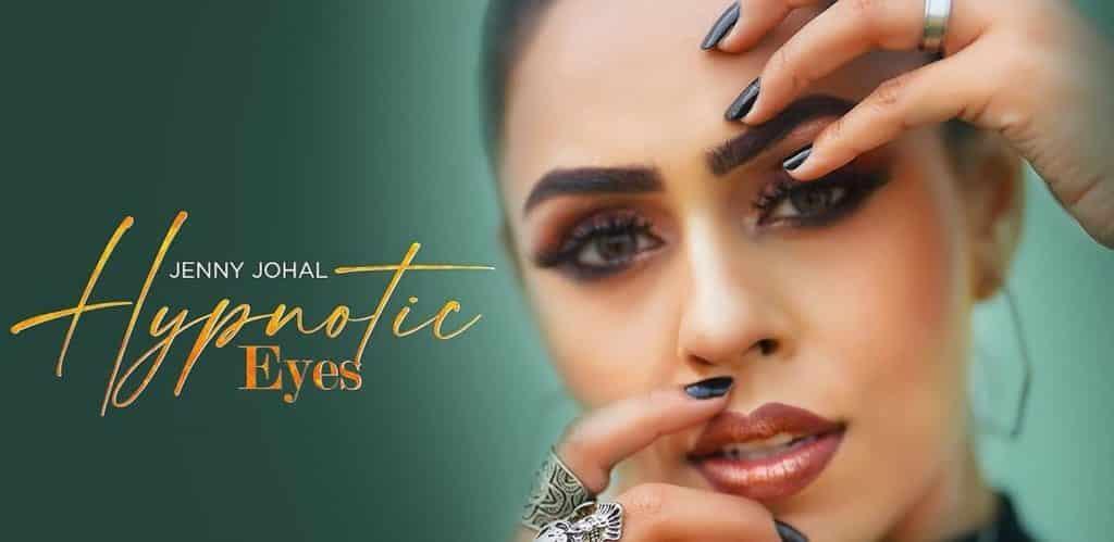 Hypnotic Eyes Lyrics in Hindi