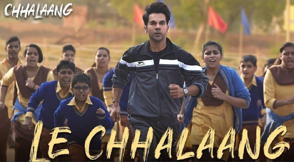 Le Chhalaang Lyrics In Hindi