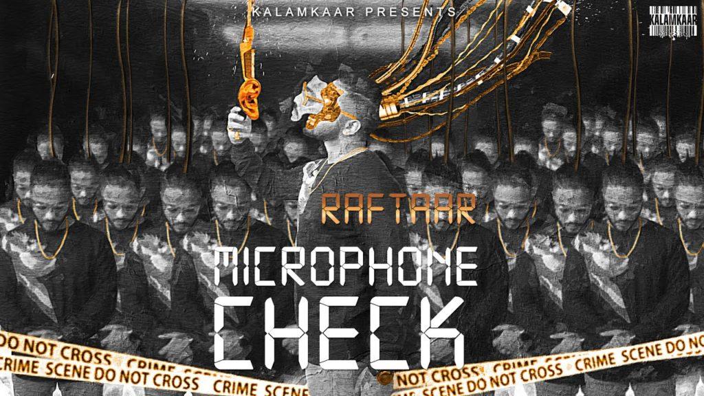 Microphone Check Lyrics in Hindi