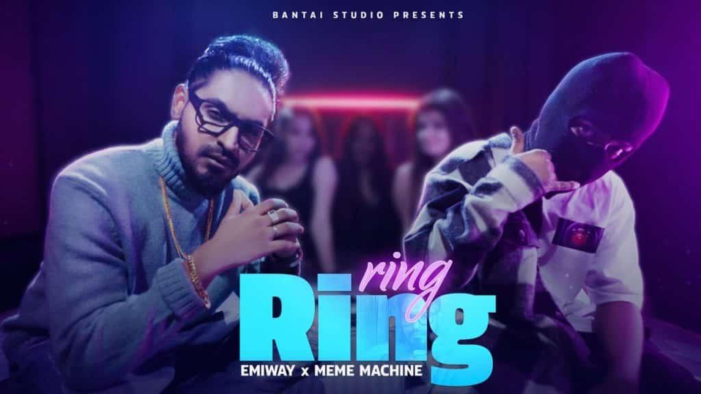 Ring Ring Lyrics in Hindi