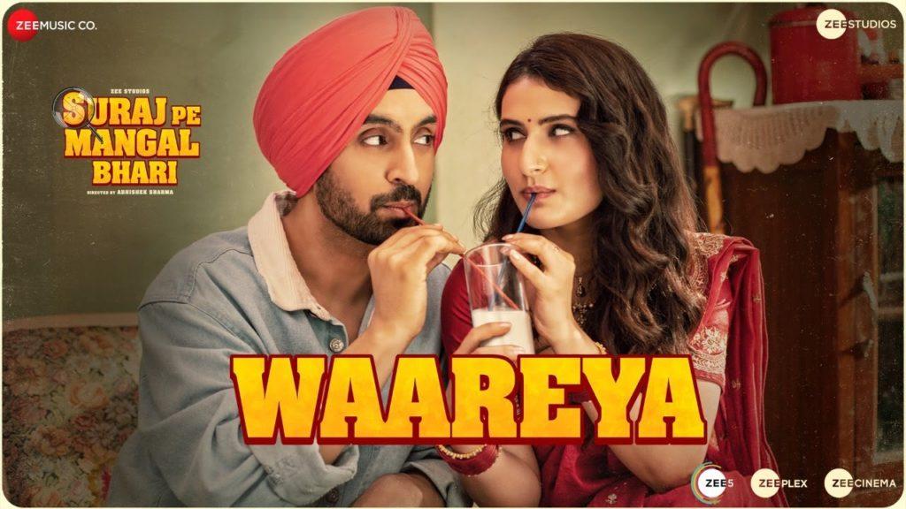 Waareya Lyrics In Hindi