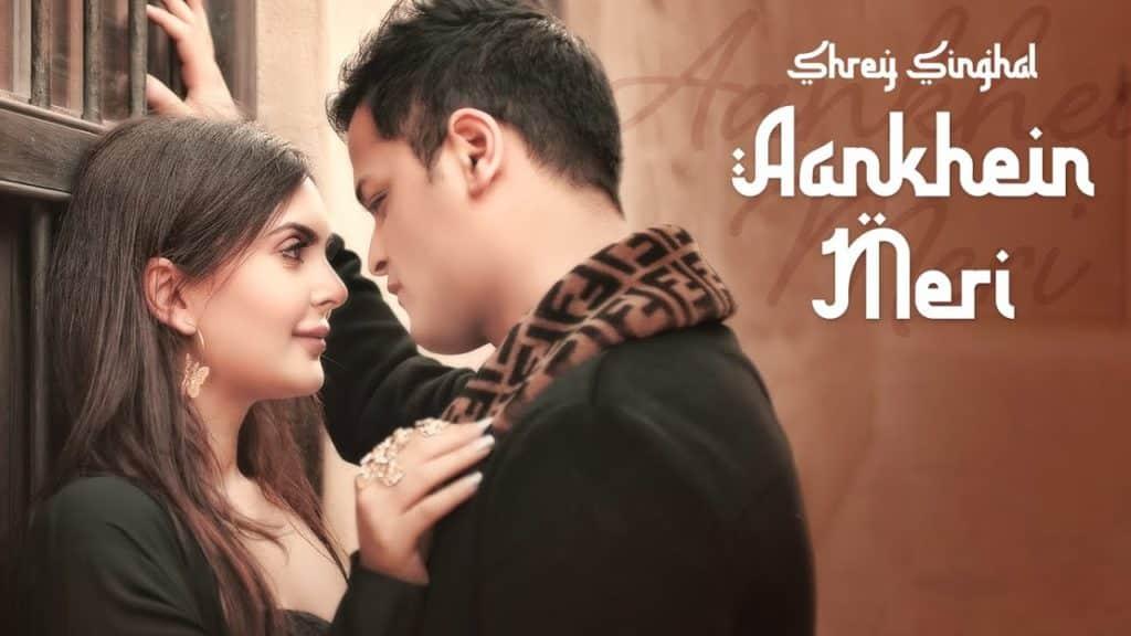 Aankhein Meri Lyrics In Hindi