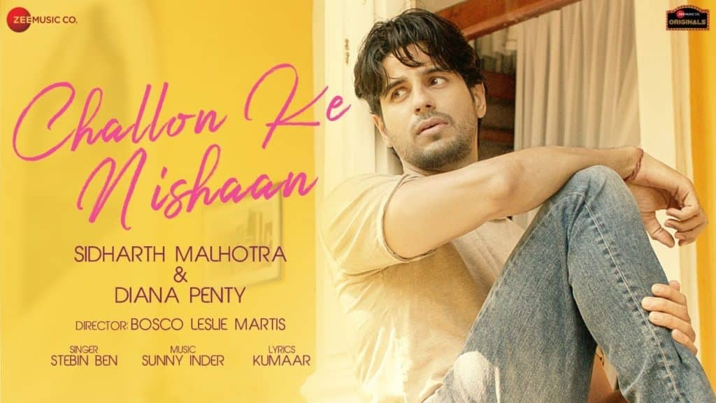 Challon Ke Nishaan Lyrics In Hindi