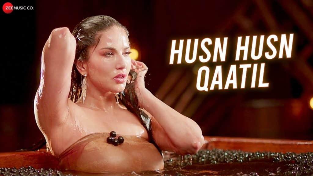 Husn Husn Qaatil Lyrics In Hindi
