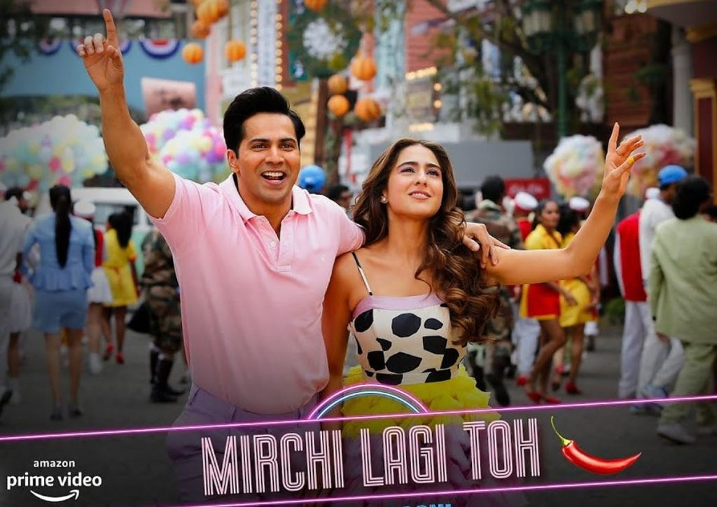 Mirchi Lagi Toh Lyrics In Hindi