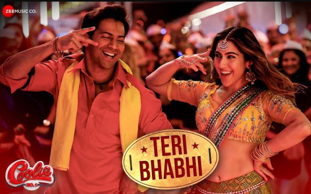 Teri Bhabhi Lyrics In Hindi