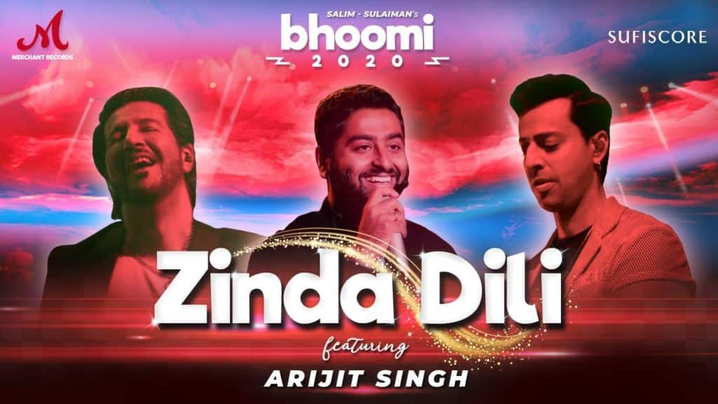 Zinda Dili Lyrics In Hindi