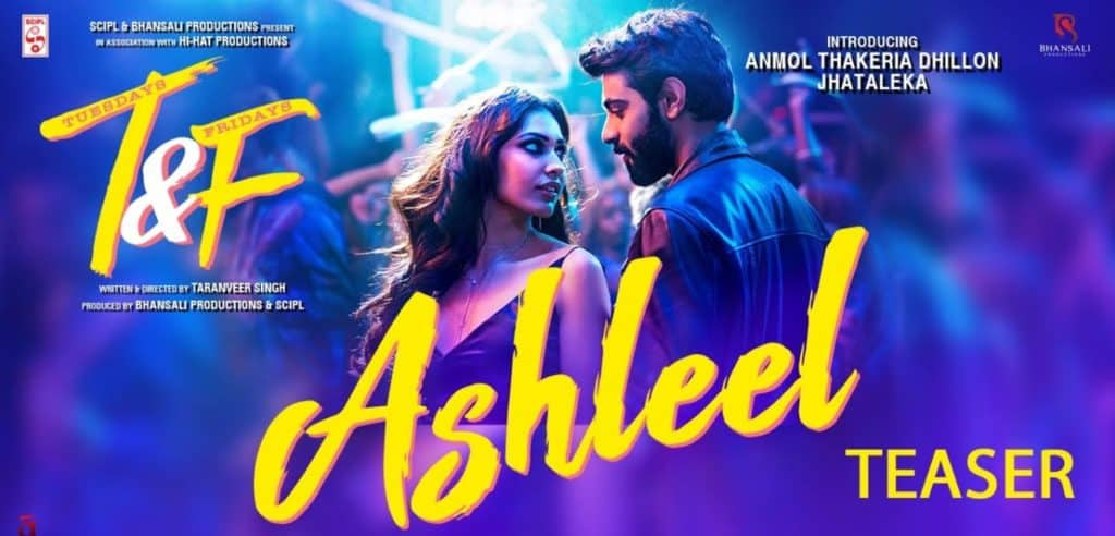 Ashleel Lyrics In Hindi