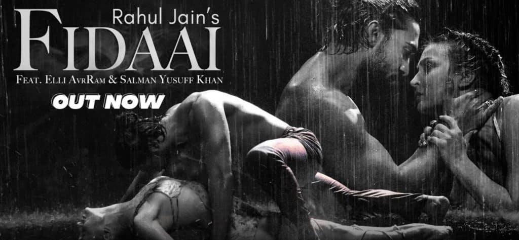 Fidaai Lyrics In Hindi - Rahul Jain