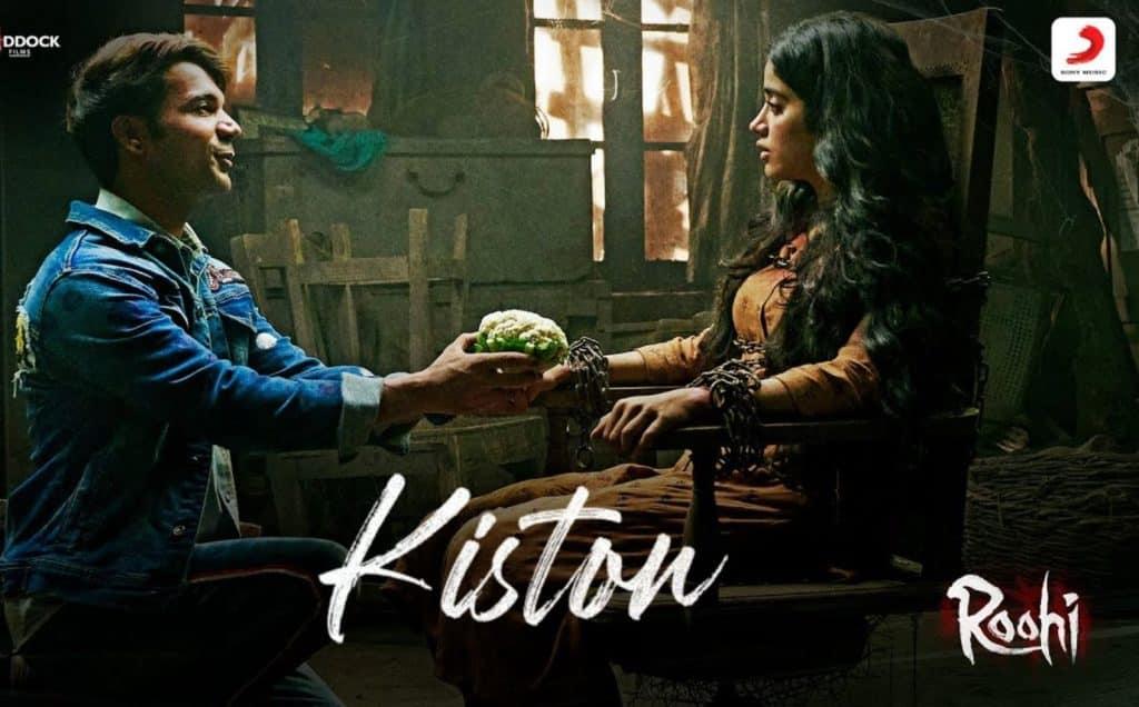 Kiston Lyrics In Hindi - Roohi