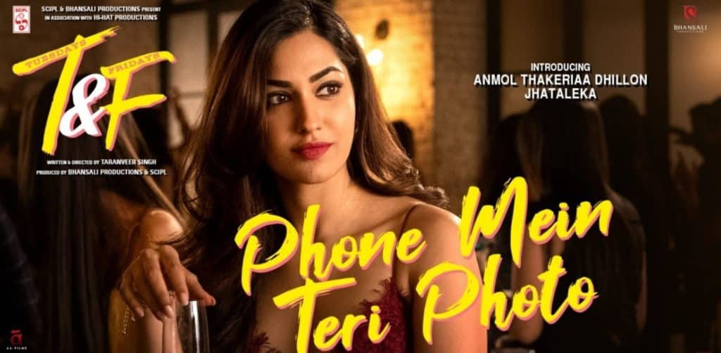 Phone Mein Teri Photo Lyrics In Hindi