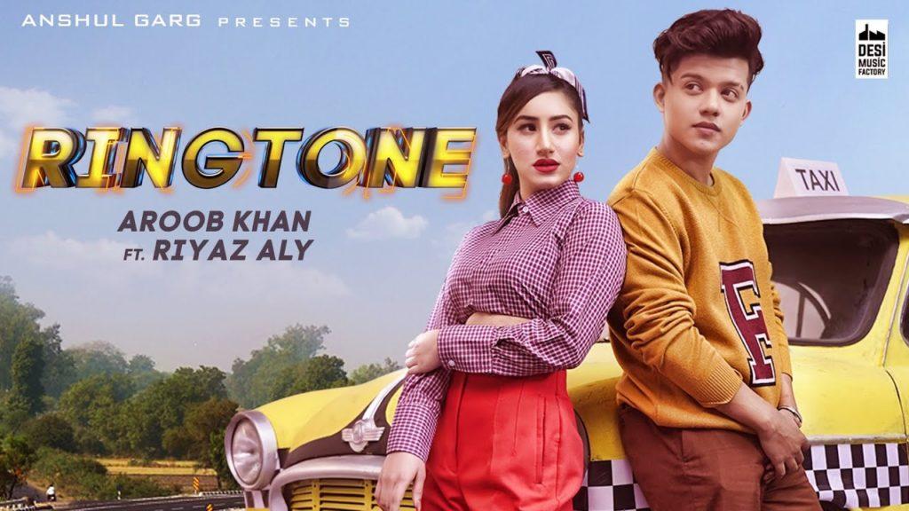 Ringtone Lyrics In Hindi - Aroob Khan