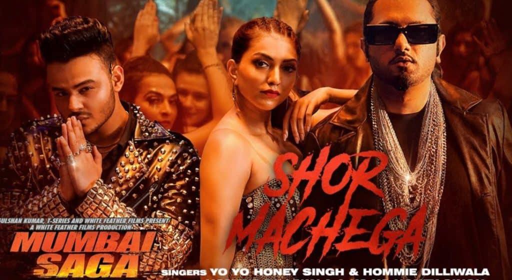 Shor Machega Lyrics In Hindi - Mumbai Saga