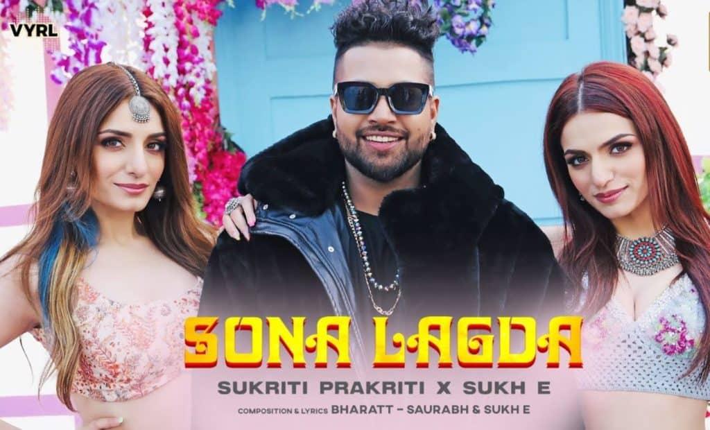 Sona Lagda Lyrics In Hindi