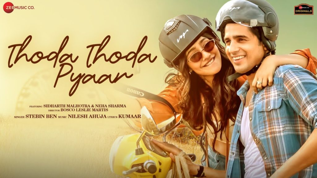 Thoda Thoda Pyaar Lyrics In Hindi
