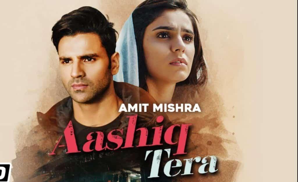 Aashiq Tera Lyrics In Hindi - Amit Mishra